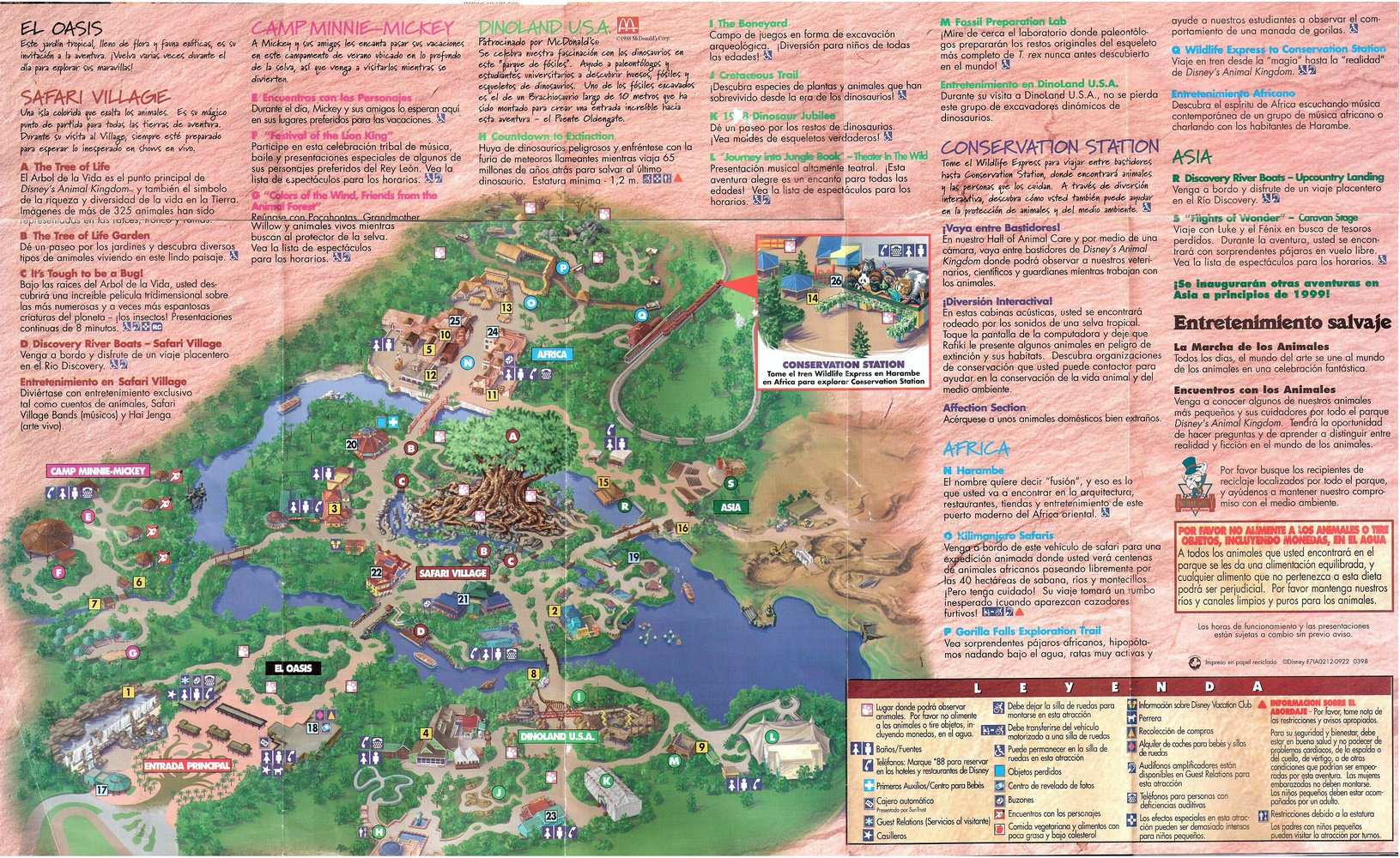 Captivating Animal Kingdom 98 2