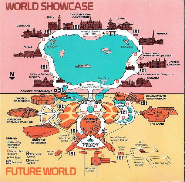 Crapstravaganza Week 16: Epcot Center 1983 | The DoD3