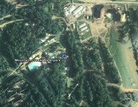 Mountain Creek as seen from Google Earth