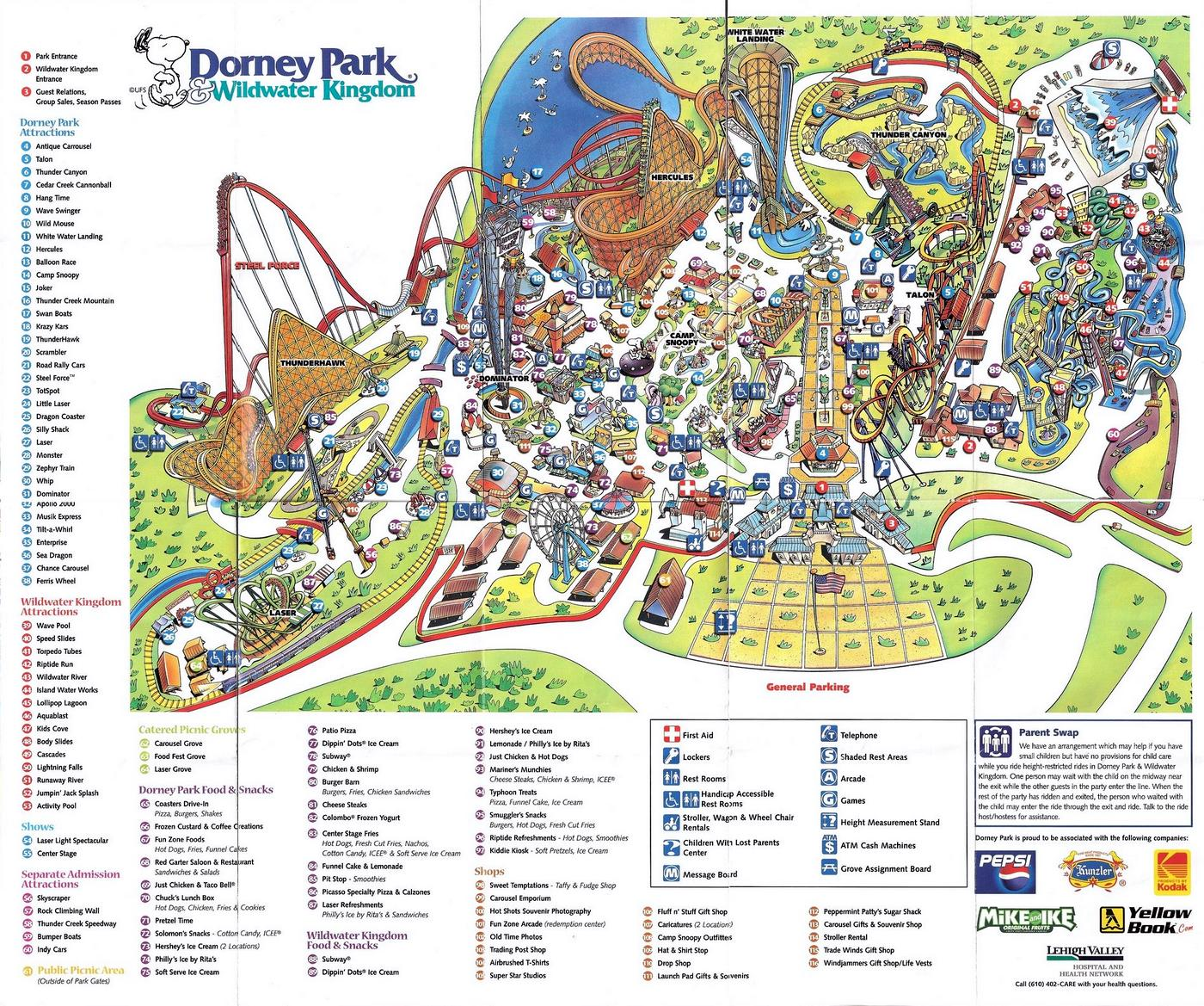 k Followers, 70 Following, Posts - See Instagram photos and videos from Dorney Park (@dorneyparkpr).