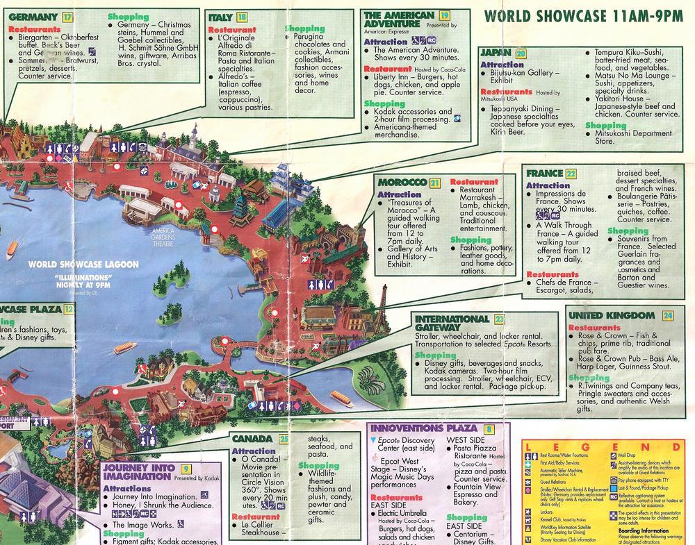 Crapstravaganza Week 15: EPCOT 1998 | The DoD3