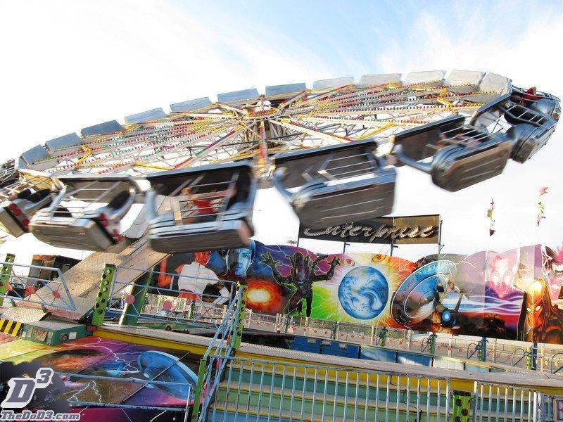 Parcurile de distractii Ent6