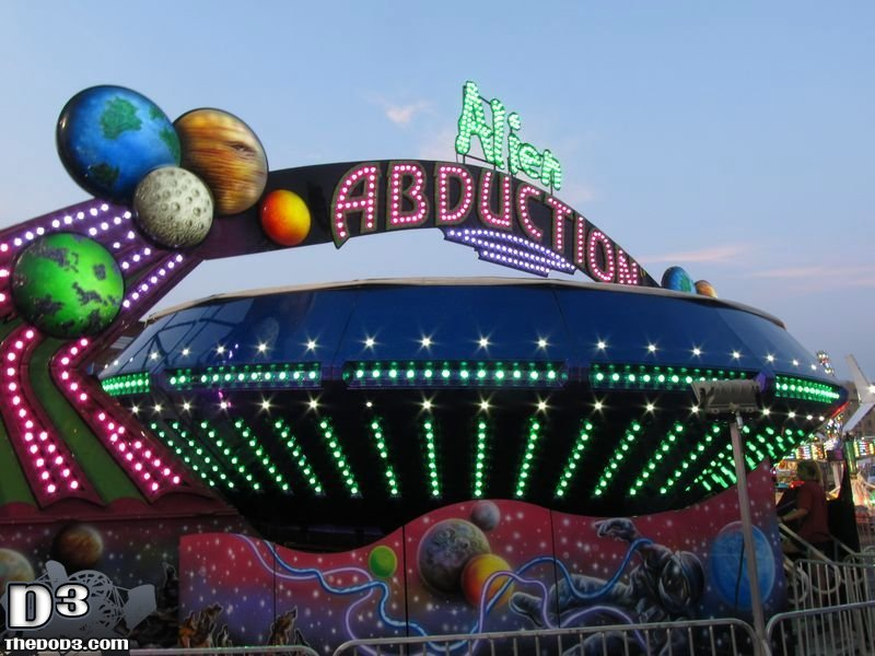 alien abduction ride - photo #48