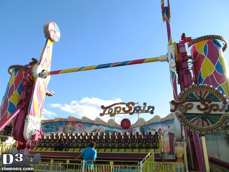 Ride Review Top Spin The Dod3
