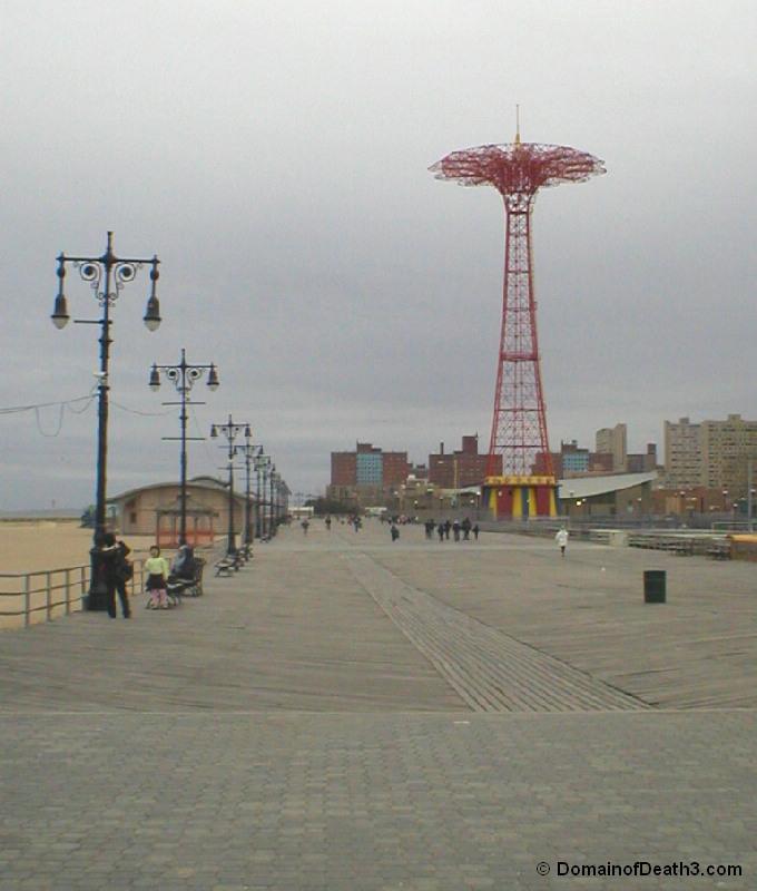 Coney Island Cyclone - Wikipedia