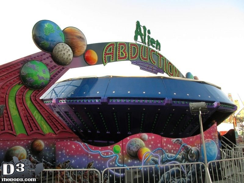 alien abduction ride - photo #39