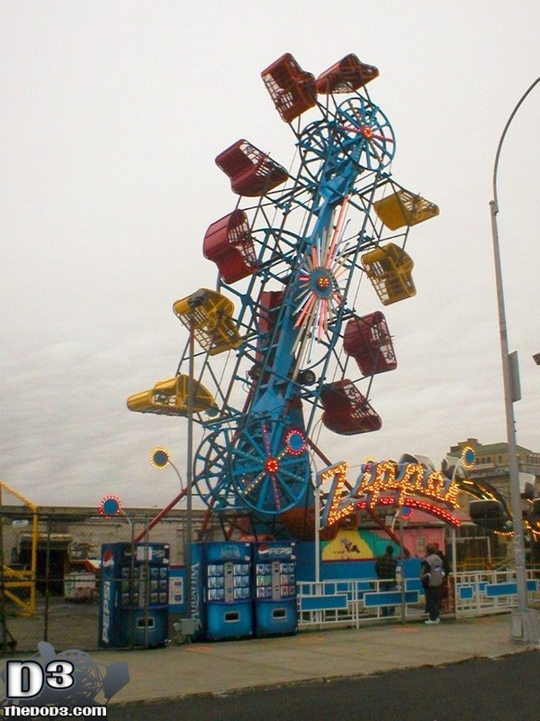 W.T. Carny Ride #3: Zipper | The DoD3