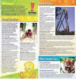 Six Flags Great Adventure page 2