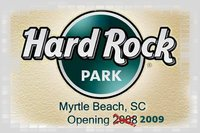 Hard Rock Park 2009