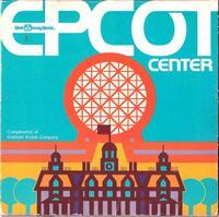 Epcot Center 1983 1