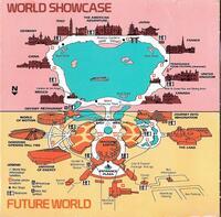 Epcot Center 1983 2