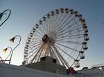 Wheel at Gillian's Wonderland