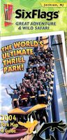 Six Flags 2004 cover