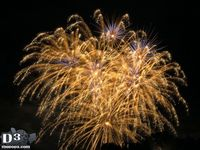 Berkeley Heights Mount Carmel Fireworks