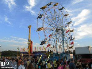 Ferris Wheel - Middlesex County Fair 2013
