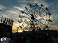 Ferris Wheel - Middlesex County Fair 2013