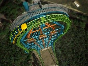 Zumanjaro: Drop of Doom