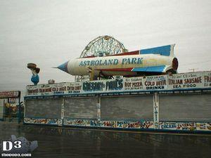 Astroland Rocket 2007