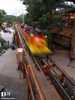 Runaway Mine Train - Six Flags Great Adventure