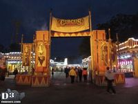 Six Flags Great Adventure - Fright Fest 2013