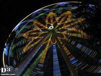 Giant Wheel - Six Flags Great Adventure