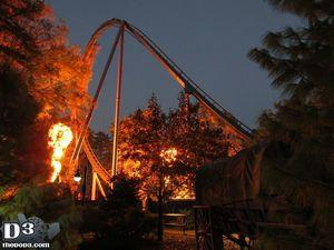 Bizarro - Six Flags Great Adventure