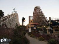 El Toro - Rolling Thunder - Six Flags Great Adventure