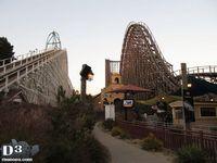 El Toro - Rolling Thunder - Six Flags Great Adventure