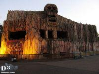 Skull Mountain - Six Flags Great Adventure