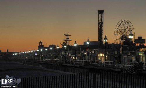 Ocean City NJ February
