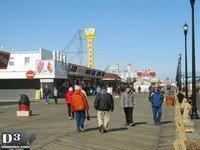 Seaside Heights February