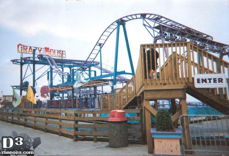 Remembering Wildwood's Dinosaur Beach   The DoD3