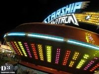 Starship Gravitron - Bound Brook NJ