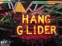 Hang Glider - St. Vincent de Paul Carnival