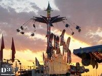 Sky Flyer - State Fair Meadowlands