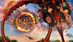 Looping Dragon - Six Flags Great Adventure