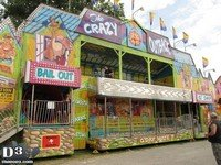 Crazy Outback Funhouse