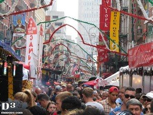 2014 Feast of San Gennaro