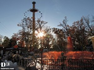 Six Flags Great Adventure Fright Fest