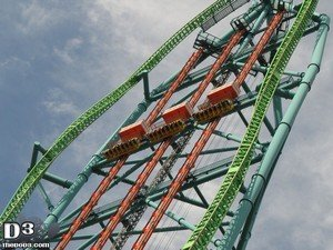 Zumanjaro - Six Flags Great Adventure