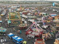 State Fair Meadowlands from the wheel