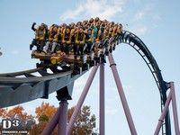 Bizarro Six Flags Great Adventure