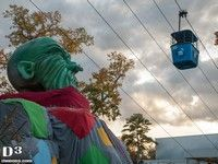 Fright Fest Six Flags Great Adventure 2015