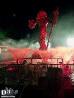 Six Flags Great Adventure Fright Fest 2015