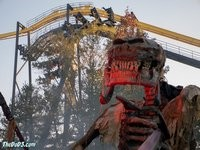 Fright Fest Six Flags Great Adventure 2016