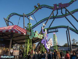 The Joker - Six Flags Great Adventure