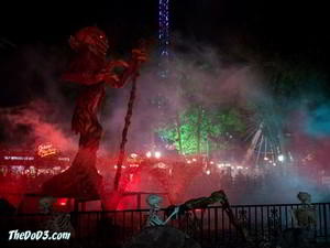 Fright Fest 2017 Six Flags Great Adventure